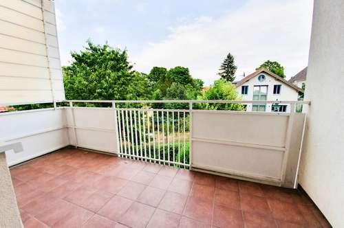 Ruhige Balkonwohnung mit Grünblick! - Toplage Museumspark