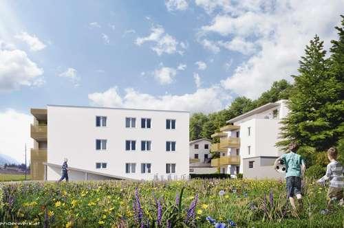 2-Zimmer-Gartenwohnung Terfens - B01
