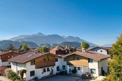 Großzügige 3-Zimmer-Dachgeschosswohnung in sonniger Aussichtslage von Kematen
