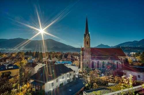 3-Zimmerwohnung in sonniger Zentrumslage von Innsbruck!