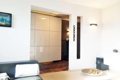 Stilvolle 4-Zimmerwohnung mit traumhaften Ausblick