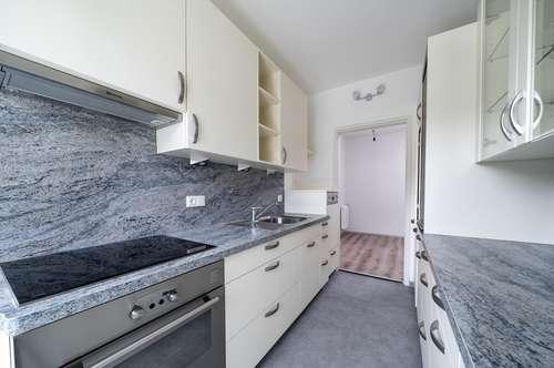 WG geeignete 2-Zimmerwohnung in zentraler Lage von Innsbruck