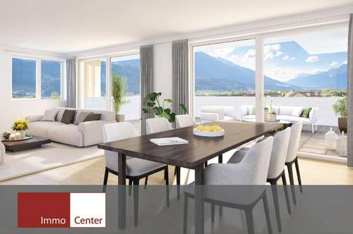 Großzügige Dachterrassenwohnung - Projekt Solstein Zirl - Top 10