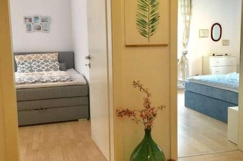 WG-taugliche 3-Zimmerwohnung (möbliert)