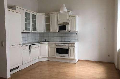 Teilmöblierte 50 m² Wohnung  Wielandgasse - Mieter PROVISIONSFREI