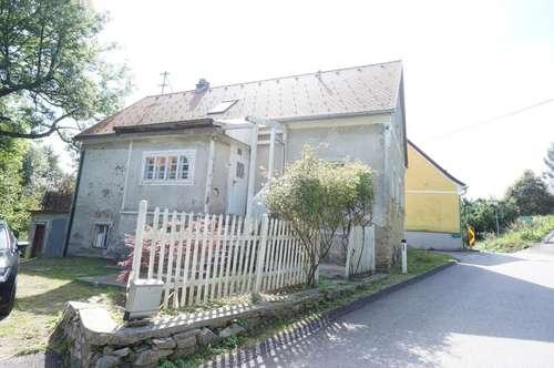 Einfamilienhaus mit Garten in Ruhelage im Kurort St. Radegund