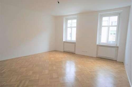 ERSTBEZUG nach Sanierung - 2 Zimmerwohnung mit Balkon in Bahnhofsnähe