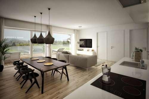 LEISTBARER WOHNTRAUM IM SÜDEN VON GRAZ - Penthouse-Wohnung mit Terrasse und Blick ins Grüne