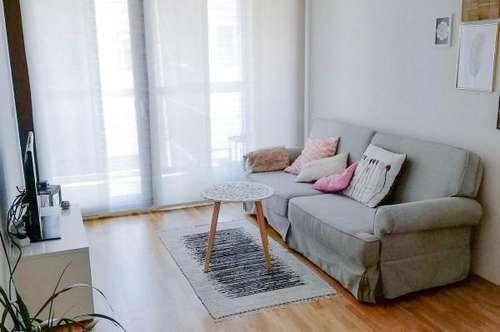 Moderne 2-Zimmerwohnung mit Loggia in Eggenberg