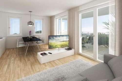 ERSTBEZUG - 2 Zimmerwohnung mit  Balkon in Graz Strassgang