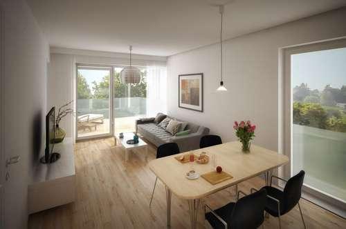 WOHNPARADIES  - 2 Zimmer-Wohnung mit Terrasse in Ruhelage
