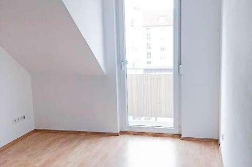 Zentrale 2-Zimmerwohnung mit Balkon