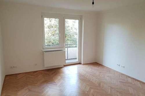 Neu sanierte 2-Zimmerwohnung mit Balkon in Graz/ Geidorf