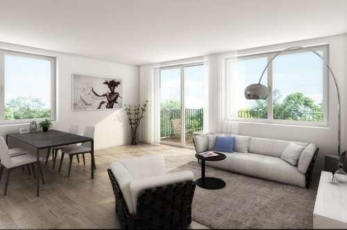 Liebenau - Erstbezug Penthouse in ruhiger Einfamilienhauslage
