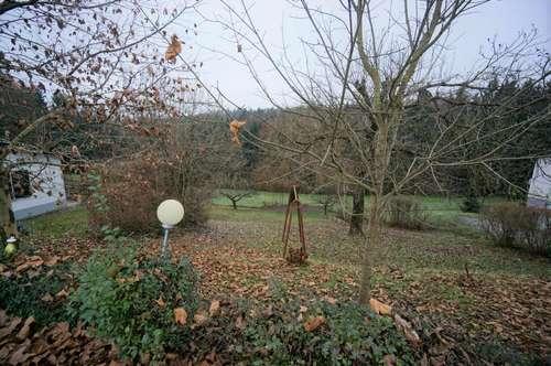 Lannach - Sonniges Grundstück in Ruhelage