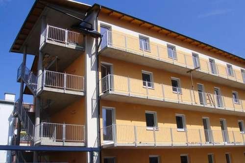 2-Zimmer-Wohnung mit Terrasse in zentraler Lage