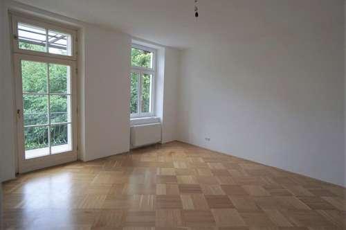 ERSTBEZUG nach Sanierung - 2 Zimmerwohnung mit Balkon