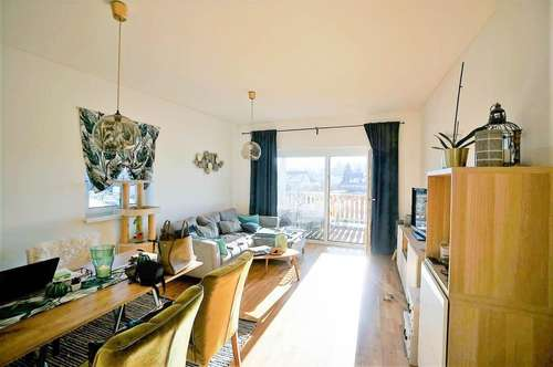 Sonnige 2-Zimmer-Wohnung inkl. Carport in Leibnitz