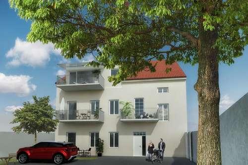 ERSTBEZUG - 2 Zimmerwohnung mit Terrasse