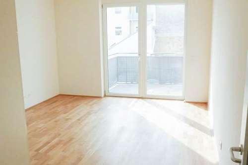 EINZIEHEN & WOHLFÜHLEN! - 2-Zimmerwohnung mit Balkon in ruhiger Lage -  Graz Eggenberg
