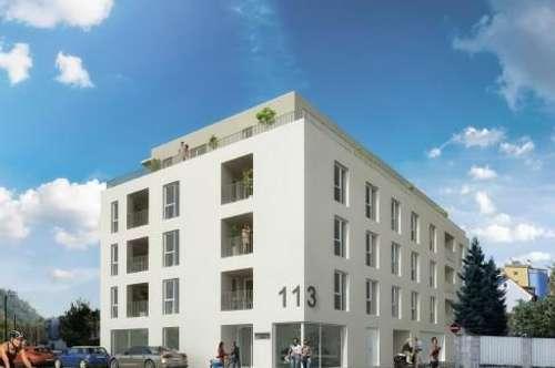2 - Zimmerwohnung mit Balkon - ERSBERZUG