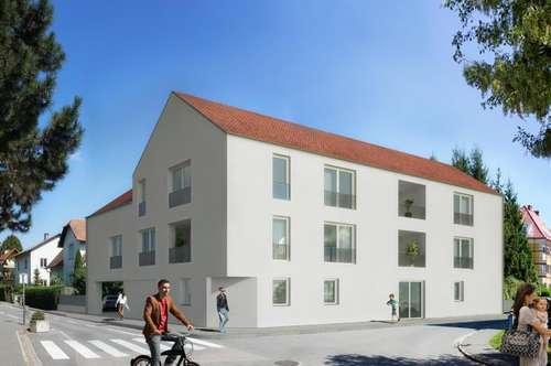 LEBENSWERTE 3 Zimmer-Wohnung mit Balkon  im Zentrum - ERSTBEZUG