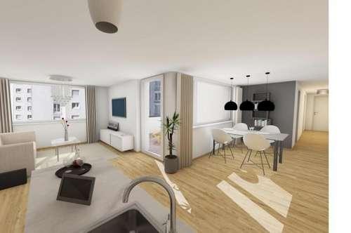 2 Zimmerwohnung mit Terrasse - ERSTBEZUG
