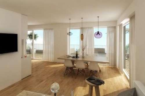 3-Zimmerwohnung mit Balkon - ERSTBEZUG