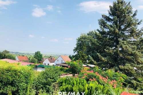 Klimatisiertes Mobilheim mit Panoramafenster und traumhafter Aussicht!