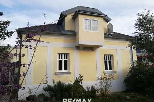 Schönes Einfamilienhaus mit Garten in Zentrumsnähe!