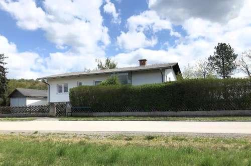 Einfamilienhaus in ruhiger Lage im mittleren Burgenland