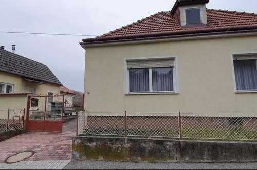 Einfamilienhaus in Weppersdorf zu kaufen!