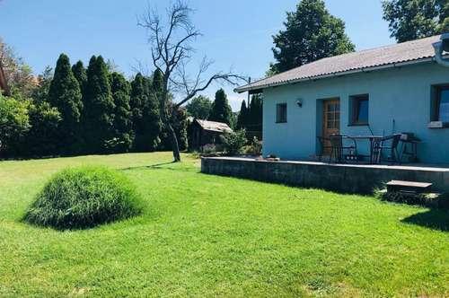 Familienhaus mit großem Garten