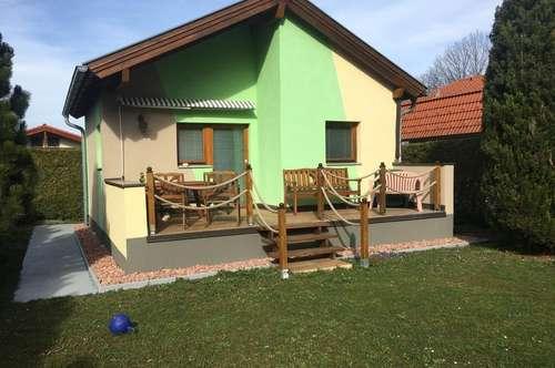 Ferienhaus auf Pachtgrund