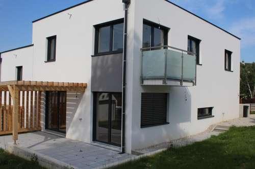 Komfort genießen - in ökologischer Doppelhaushälfte