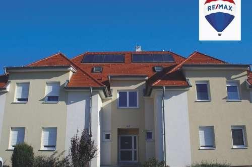 Dachgeschosswohnung mit toller Aussicht