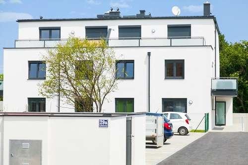 Moderne Gartenwohnung in ruhiger Siedlungslage - 48 m²