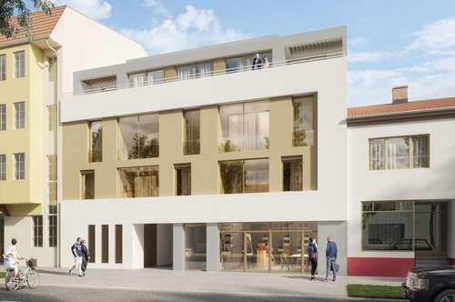 Top 4 | Wohnen mit Parkblick - 49 m²