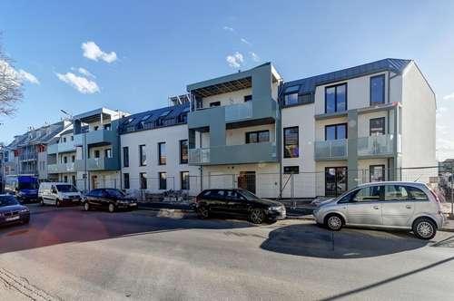 Vorsorgewohnung in bester Wohnlage von Gerasdorf - Top 6, Stiege 1