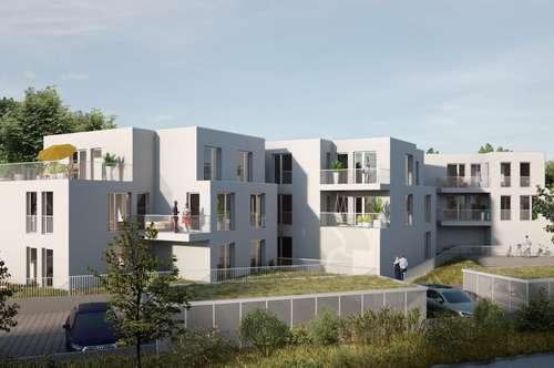 Bauen wir bald: Eigentumswohnungen mitten im Weinviertel