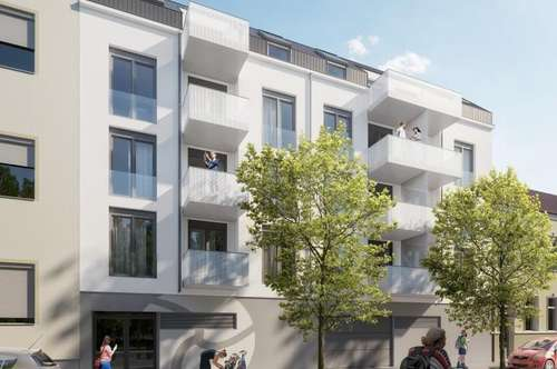 Schöne Eigentumswohnung im Zentrum von Gänserndorf - Top 5