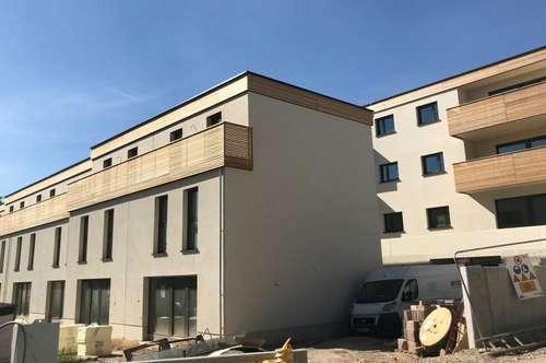 Kurz vor Fertigstellung - Reihenhaus in guter Grünruhelage von Mistelbach- Haus B01