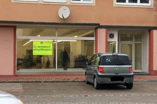 Geschäftslokal im Zentrum von Obersiebenbrunn