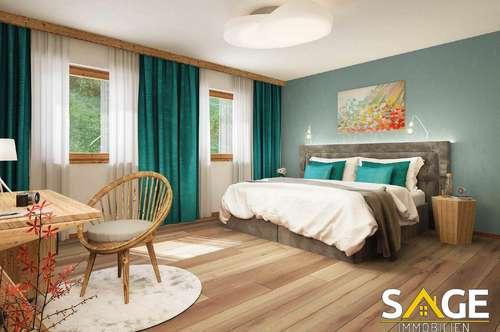Ruhiges Ambiente für Anspruchsvolle! 3-Zimmer Wohnung in Unken! Touristische Vermietung!