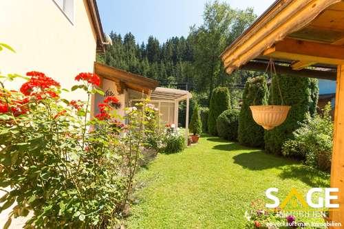 Freizeitwohnsitz in Kitzbühel - Zwei auf einen Streich!!