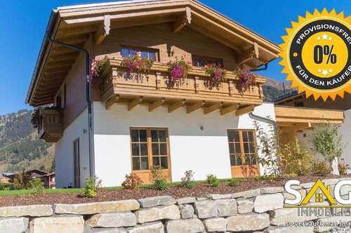 Provisionsfrei! Die perfekte Anlage in Premium Chalets in Rauris!
