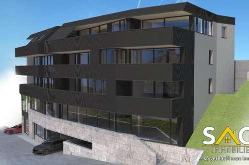 Luxus-Penthouse in der Bezirkshauptstadt!