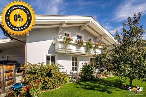 Schmuckes Einfamilienhaus mit Kitzsteinhornblick!