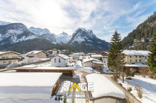 Pures Urlaubsvergnügen in Lofer - fußläufig zum Skilift!