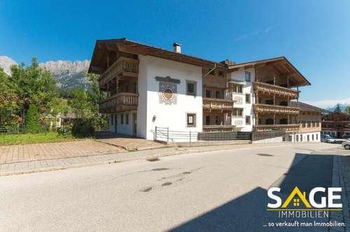 2-Zimmer Investment-Appartement in Going am Wilden Kaiser!